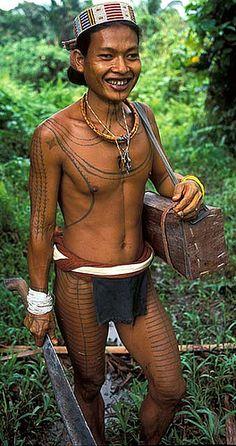 Siberut medicine man    Sumatra   Indonesia