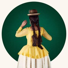 Bolivia's cholitas, with their bowler hats and layered skirts, were once targets of discrimination. Now cholita fashion is a source of pride.