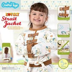 Straight Jackets and Chains, The Discipline Toys for Kids