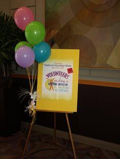 2013 'Volunteer Appreciation' celebration!