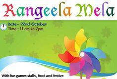 Rangeela Mela (Flea Market)  on 22nd October 2016. Venue: Primus Public School, Off. Sarjapur Road, Bangalore