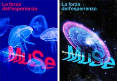 New Work: MUSE – Universal, Global, Local | New at Pentagram