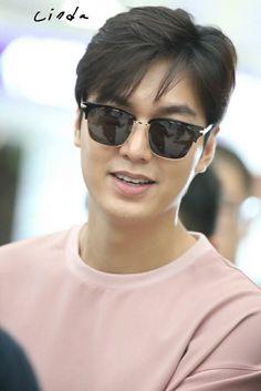 LeeMinHo finished the Hong Kong of the promotion, returning to Incheon Airport 20160723#Bounty hunters #イミンホ #LeeMinHo #이민호 #李敏镐
