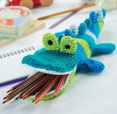 Summer will be over before you know it! Help your favorite student head back to school in style with one of these crochet projects . Crochet Apple Your little one will be thrilled to present his . Knitting Patterns Free, Free Knitting, Free Pattern, Crochet Patterns, Hogwarts, Back To School Necklaces, Crochet Apple, Elephant Blanket, Back To School Crafts