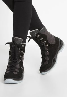 Donna Scarpe sportive Lowa CALCETA GTX - Stivali da neve - schwarz grau 25e1ce1a01a