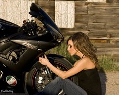 true bike love ;) of the yamaha r6  s  - by cutterp d35dccd