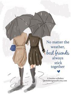 Friends ...   Friends
