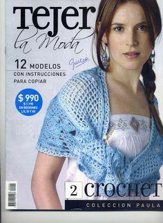 Crochet boleros and wraps - Luana Hughes - Picasa Webalbumok
