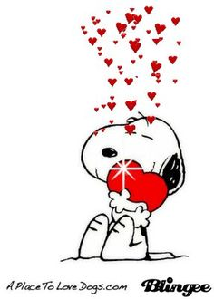 happy valentine's day <3 Snoopy