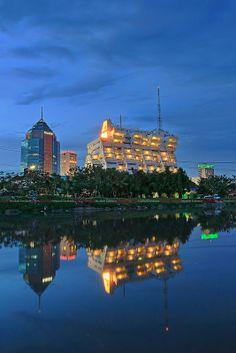 Surabaya Blue Hour