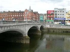 Cork, Ireland - all I can remember is how cold it was and how may polish people there were lol!