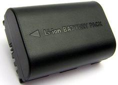 STK's Canon-7D Battery High Capacity 2600mAH