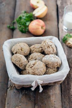 Omenaiset kaurasämpylät (gluteeniton) Chili, Stuffed Mushrooms, Gluten Free, Vegetables, Food, Stuff Mushrooms, Glutenfree, Chile, Essen