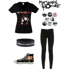 My Chemical Romance  Time to hit Hot Topic
