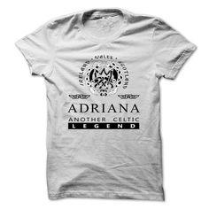 ADRIANA Collection: Celtic Legend version - #white shirt #tshirt redo. BEST BUY => https://www.sunfrog.com/Names/ADRIANA-Collection-Celtic-Legend-version-bkbusbrbcy.html?68278