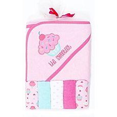 image of Cutie Pie® 6-Piece Cupcake