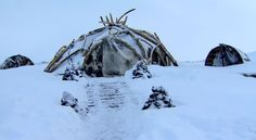 Tent of the King Beyond the Wall