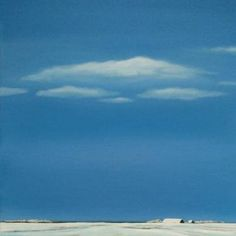 """Saatchi Art Artist Nelly van Nieuwenhuijzen; Painting, """"Winter"""" #art"""