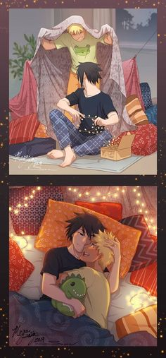 Naruto Vs Sasuke, Naruto Anime, Naruto Comic, Naruto Cute, Sakura And Sasuke, Otaku Anime, Anime Guys, Sasunaru, Naruto Uzumaki Shippuden