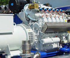 ГПУ MAN 150 – 300 кВт