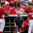 College World Series results: Cavaliers surprise Razorbacks, Gators rout ... College World Series  #CollegeWorldSeries