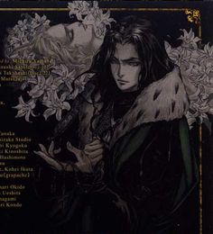 Mathias Cronqvist and Elizabeth produced by Ayami Kojima