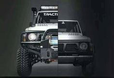 Doumé Nissan Gr, Nissan Trucks, 4x4 Trucks, Off Road Truck Accessories, Nissan Patrol Y61, Patrol Gr, Nissan Terrano, Dodge Power Wagon, Nissan Pathfinder
