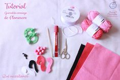 Tutorial de Flamencos Flamingo Craft, Creative Crafts, Hobbies And Crafts, Lana, Christmas Crafts, Birthdays, Diy, Snoopy, Halloween