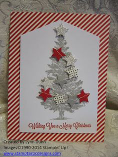 Stamptastic Designs: Paper Pumpkin ~ Christmas Creation #2