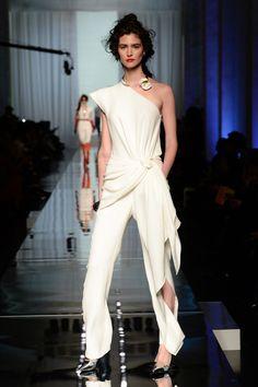 Jean Paul Gaultier | Haute Couture - Spring 2017 | Look 16