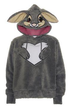 Primark - Disney hoodie met Stampertje