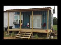 Container Home Build in pictures Part 2 - YouTube
