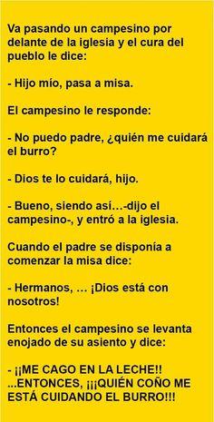 Funny Fails, Funny Jokes, Hilarious, Pepito Jokes, Spanish Jokes, I Laughed, Comedy, Quotes, Life