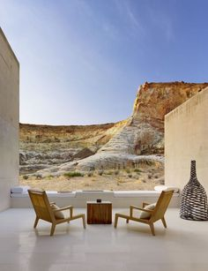 Amangiri Resort + Spa | Marwan Al-Sayed, Wendell Burnette and Rick Joy | Archinect