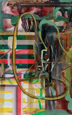 ALBERT OEHLEN http://www.widewalls.ch/artist/albert-oehlen/ #AlbertOehlen #contemporaryart #expressionism #mixedmedia #paintings