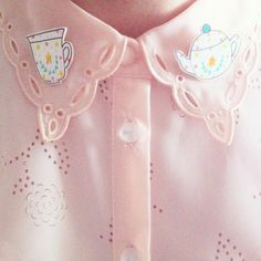 If you haven't got it by now I love collars