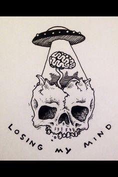 39 Best Ideas For Trippy Art Alien Psychedelic Kunst Tattoos, Tattoo Drawings, Body Art Tattoos, Finger Tattoos, Cool Tattoos, Alien Drawings, Trippy Drawings, Weird Drawings, Medical Drawings