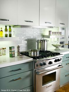 St. Charles steel kitchen cabinets are restored to Frank ...