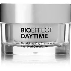BIOEFFECT Daytime Nourishing Day Cream for Dry Skin, 30ml (€60) ❤ liked on Polyvore featuring beauty products, skincare, face care, face moisturizers, beauty, makeup, filler, colorless, dry skin face moisturizer and dry face skin care