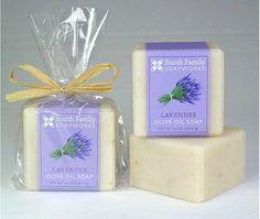 Lavender Soap  Natural Soap Handmade Soap by SmithFamilySoapworks, $5.95