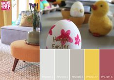 Pop with sunshine yellow in combination with these neutrals and warm pink. Contact us for more tailored inspiration and guidance