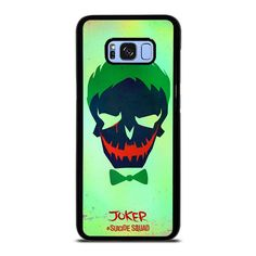 JOKER ART SUICIDE SQUAD Samsung Galaxy S8 Plus Case Cover Vendor: favocasestore Type: Samsung Galaxy S8 Plus case Price: 14.90 This luxury JOKER ART SUICIDE SQUAD Samsung Galaxy S8 Plus Case Cover is going to create impressive style to yourSamsung S8 phone. Materials are made from strong hard plastic or silicone rubber cases available in black and white color. Our case makers personalize and create every single case in finest resolution printing with good quality sublimation ink that protect… Iphone 5 6, Iphone 11 Pro Case, Iphone Cases, Joker Logo, Galaxy S8, Samsung Galaxy, Man 2, Joker Art, S8 Plus
