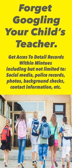 No one does your job better than you! Use Instant Checkmate to double check anyone's background online, in seconds. Get access to millions of public records. Just enter their name and state and you will access to social media, police records, photos, background checks, charges, contact information, etc.  All searches are 100% anonymous and our data is updated daily.