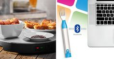 Using UV light to kill harmful bacteria, the Verilux CleanWave UV-C Portable Sanitizing Wand sanitizes your services so that germs never come over for dinner. | 33 Futuristic Kitchen Products That'll Actually Make Your Life Easier