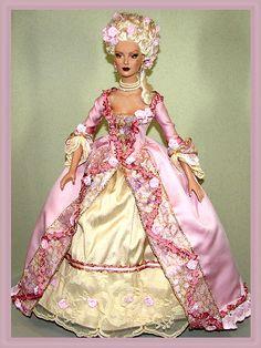 History Tonner dolls
