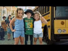 MACKLEMORE & RYAN LEWIS - DOWNTOWN (KID PARODY - Playground) - YouTube  This song is hilariously adorable and I love it!