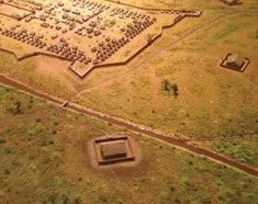 Site saved! At the time of its construction Fort Greenville was the largest wooden fort in North America, covering over 50 acres.