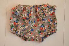 MARAPYTTA: Bloomers & shorts