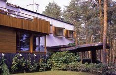 Villa Mairea _ Alvar Aalto. Project published in T18Magazine 07 Winter 2012
