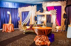 Indian wedding expo showcasing bridal jewelry, wedding lehengas, Indian catering, makeup artist, wedding planners, photography, videography
